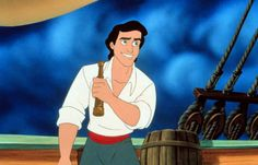 Why Prince Eric is clearly the hottest and best prince. it's ok to be attracted to him.