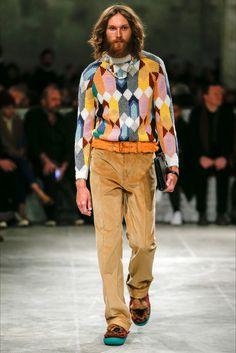 Sfilata Moda Uomo Prada Milano - Autunno Inverno 2017-18 - Vogue