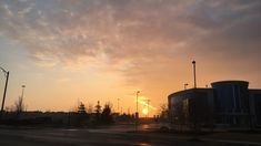 Canada, Celestial, Sunset, Outdoor, Outdoors, Sunsets, Outdoor Games