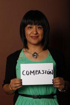 Compassion, Cristina Ramírez, Promotora Cultural, Monterrey, México