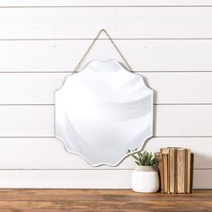 Hanging Beveled Mirror - Magnolia Market | Chip & Joanna Gaines