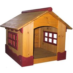 Dog House. I should build this around Butterflies cage.