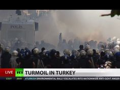 'Erdogan wanted Mubarak out, now uses his tactics'...a peaceful environmental rally, a sit-in at park to save trees turns into nationwide anti-gov't anger due to excessive force used by the police...worldwide support for Turkey's people