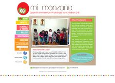 www.mi-manzana.com is now working!!!!    To celebrate, we'll be offering free classes for you and your little ones to try out. The coming free class is for babies (0-24 months) and it will take place next Wednesday June 6th at 2:30 pm in our location (133 west 70th Street second floor, Women's Center. Between Broadway and Columbus.  Sign up soon, Spaces are limited!