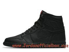 online retailer 9e8b7 1c0c1 Air Jordan 1 Retro Triple Black 555088 022 Chaussures Officiel Jordan Prix  Pour Homme Noies-Jordan Officiel Site,Boutique Air Jordan 2017!Accept  Paypal!
