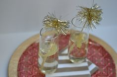 Pop.Clink.Fizz: The Classic Champagne Cocktail | theglitterguide.com