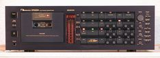 Nakamichi Dragon cassette player: the dragon that's a turn on.