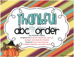 Free ABC order center