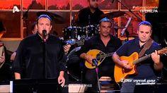 Τό τραγούδι τής ξενιτιάς - Κώστας Μακεδόνας (Στήν υγειά μας ρε παιδιά) A...