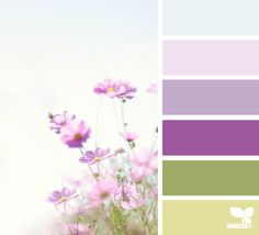 New bathroom colors schemes purple design seeds ideas Colour Pallette, Colour Schemes, Color Combos, Color Patterns, Purple Palette, Design Seeds, Decoration Palette, Bathroom Color Schemes, Bathroom Colors