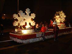 christmas parade float themes | Dr. Bob's Blog: Bartlesville 2007 Christmas Parade