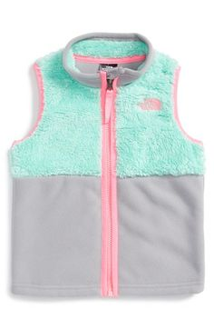 The North Face 'Chimboraza' Zip Vest (Toddler Girls & Little Girls) | Nordstrom