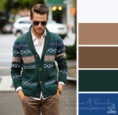Gallery.ru / Фото #93 - сочетание цвета- одежда - semynova