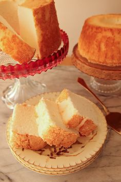 I am excited to wish my Dad a very Happy 60th Birthday today!  His birthday cake of choice has always been Angel Food.  It's one of my favorites as well, and I have posted a variety of angel food cake creations over the years: Light Tiramisu Angel Food Cake Lime Sherbet Angel Food Cake Roll [...]