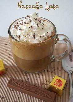 Nescafe Late