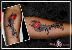 Krishna Tattoo