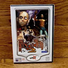 Pc Cd Rom The House Of The Dead 2 Brand New Factory Sealed Sega Grabit Game Sales, Windows Xp, My Ebay, Games, Shop, House, Home, Gaming, Homes