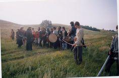 """Историческая ролевая игра """"Клинок Аттилы"""", 2005 г."""