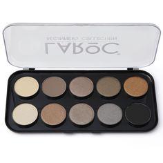 9cac52c63a29 LaRoc 10 Colour Eyeshadow Eye Shadow Palette Makeup Kit Set Make Up  Professional 5055521140457