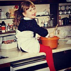 Adele cuando pequeña