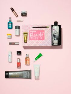 This specially curated edit of 17 essentials from the experts at Good Housekeeping is perfect for a Spring beauty shakeup.