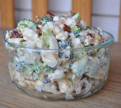 Amish Broccoli Salad on MyRecipeMagic.com