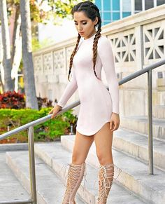15% Off Everything! Use code: NewLove2016   Available at HotMiamiStyles.com - search: Dress: TSS08 Shoes: Beast