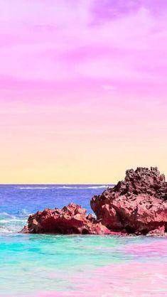 Matt crump photography iphone wallpaper pastel bermuda beach ocean bermuda beaches, i love the beach Wallpaper Iphone Pastell, Sunset Wallpaper, Pastel Wallpaper, Aesthetic Iphone Wallpaper, Cool Wallpaper, Aesthetic Wallpapers, Iphone Wallpaper Beach, Cute Backgrounds, Wallpaper Backgrounds