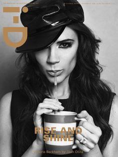victoria beckham in i-D magazine
