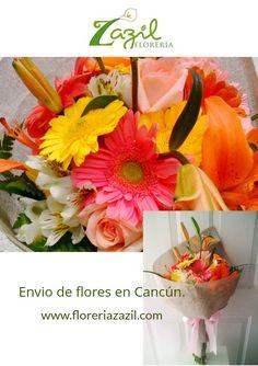 Floreria Zazil tiene el regalo perfecto para esa persona especial. Catalogo: www.floreriazazil.com #floreriasencancun #floresyregalos