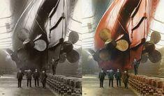 Fotos históricas a color (coloreadas con photoshop)
