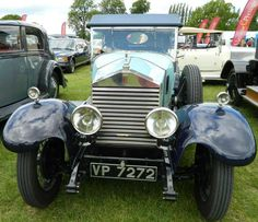 1929 Open Tourer by Barker (chassis GTM27)