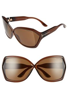 Tom Ford 'Julianne' 62mm Sunglasses available at #Nordstrom