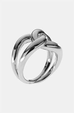 Michael Kors 'Equestrian Luxury' Knot Ring