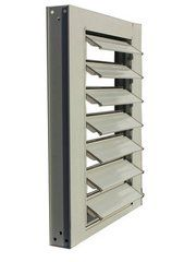 The excellent anti-oxidation capability can make the aluminum louvers use a long time. Aluminum Blinds, Aluminium Windows, Interactive Architecture, Louvered Shutters, Ventilation System, Shoe Rack, Louvre, Gardening, Kitchen