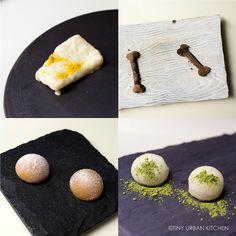 Minibar desserts