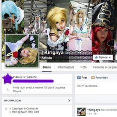 I've recently created a page on Facebook for my cosplays and other things. I'll be more active there, so if you want to see my progress or just talk to me follow me there! ♡♡☆ https://www.facebook.com/xKKirigaya ~  #cosplay #cosplayer #crossplayer #cosmaker #lenkagamine #vocaloid #sinon #swordartonline #sao #syndra #leagueoflegends #kotoriminami #lovelive #loveliveschoolidolproject #missfortune #anime #manga #videogame #lightnovel #book #game #lol #love #girl #boy #cute #makeup #circlelenses…