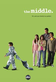 The Middle, 2015-Ongoing // Fantastically weird.