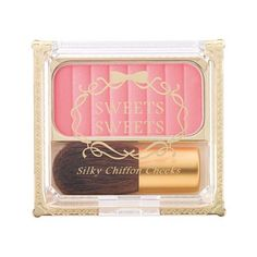 Sweet Sweet Make Up Silky Chiffon Cheeks - 02 Raspberry Chiffon * See this great product.