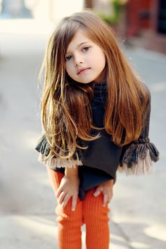 Chloe in NYC. Enfant Street Style by Gina Kim Photography