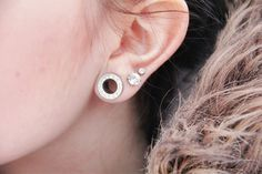 Part of me really really wants gauges. Small ones like this ❤