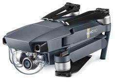 DJI Unveils the Mavic Pro, A Foldable and Ultra-Portable Camera Drone