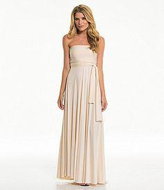 Elan Convertible Maxi Dress #Dillards