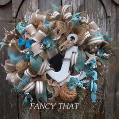 Nautical Seaside Wreath