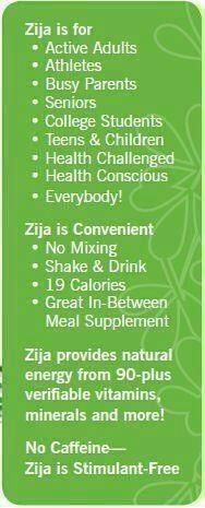 Zija! Changing one life at a time. Using main Ingredient Moringa Oleifera. Better known as the miracle tree. Look it up!
