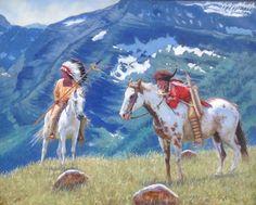 high Country Wanderings by John Gawne