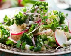 recette salade vegetarienne minceur