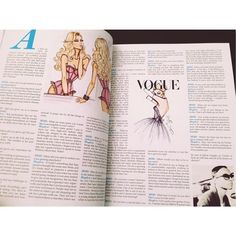 Just received my print copy of MOD magazine with my feature interview! Thanks @modmagazine