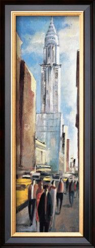 Chrysler Building Prints by Didier Lourenco at AllPosters.com