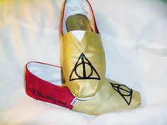 My Harry Potter TOMS